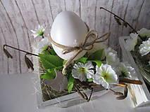 Dekorácie - Veľkonočná dekorácia - 9249193_