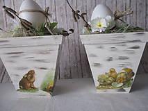 Dekorácie - Veľkonočná dekorácia - 9249204_
