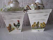 Dekorácie - Veľkonočná dekorácia - 9249207_