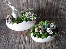 Dekorácie - Veľkonočná dekorácia - 9249325_
