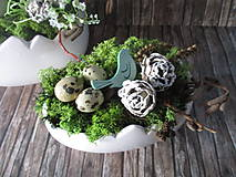 Dekorácie - Veľkonočná dekorácia - 9249327_