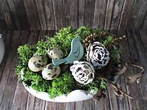 Dekorácie - Veľkonočná dekorácia - 9249330_