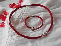 Súprava náhrdelník + náramok