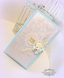 Papiernictvo - Obálka v krabičke na prvé sväté prijímanie