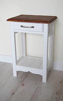 Nábytok - Nočný stolík Remi - 9257470_
