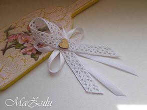 Pierka - Vintage svadobné pierka veľké - 9253677_