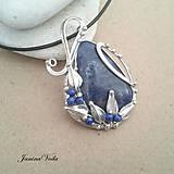 Náhrdelníky - ...Tarasios ... náhrdelník - 9253616_