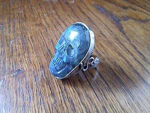Prstene - prsteň Lebka - 9256990_