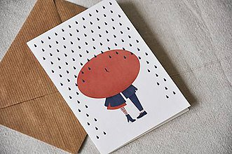 Papiernictvo - Under my umbrella - 9254676_
