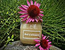 Potraviny - Med a echinacea - 9256169_