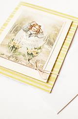 Papiernictvo - Veľkonočný pozdrav III. - 9253558_