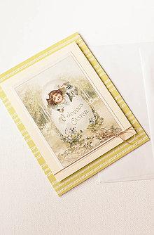 Papiernictvo - Veľkonočný pozdrav V. - 9253585_