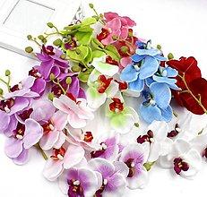Iný materiál - 33. Orchidee široké - 1 kvet - 9260815_