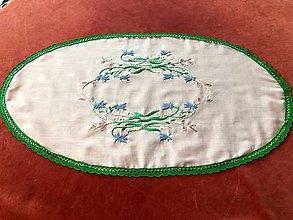 Úžitkový textil - Obrus ako vajíčko - 9261544_