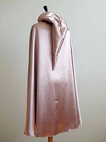 Detské oblečenie - plášť pre Popolušku - 9262695_