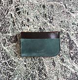 Peňaženky - Wallet Smaragd - 9262837_