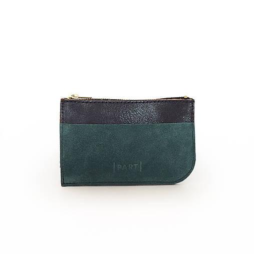 Wallet Smaragd