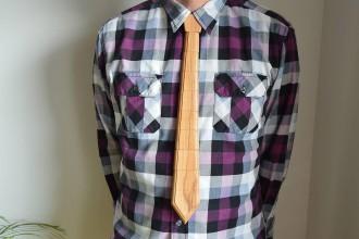 Doplnky - Drevená kravata
