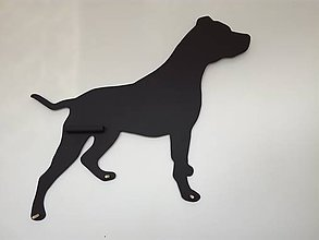 Tabuľky - tabuľa pitbull teriér - 9261863_
