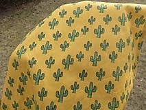 Detské oblečenie - Tričko pre superhrdinu - kaktus - 9260252_
