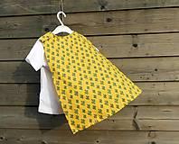 Detské oblečenie - Tričko pre superhrdinu - kaktus - 9260257_