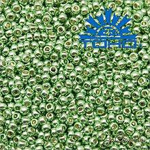 Korálky - Toho Rokajl 11/0 - Galvanized Sea Foam č.560 25g - 9268315_