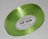 Galantéria - Stuha saténová     12 mm/ 32 m - 9268152_