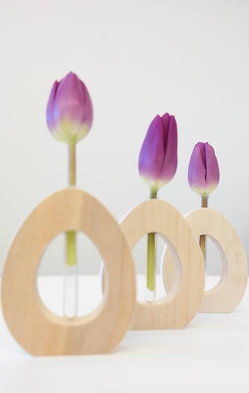 váza vajíčko mini