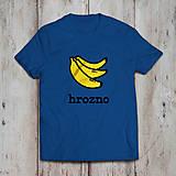 Tričká - Hrozno (dámske alebo pánske tričko) - 9267560_
