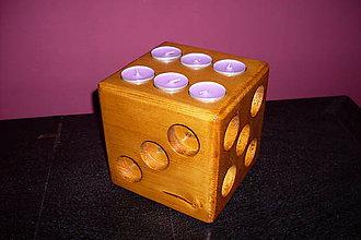 Svietidlá a sviečky - hazardná romantika - 9266870_