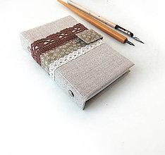 Papiernictvo - Karisblok Krajky - A6 - 9264845_