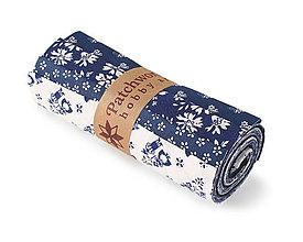 Textil - Bavlnené látky - rolka Folk I - 9266869_