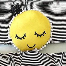 Textil - Spinkajúce slniečko - 9263820_
