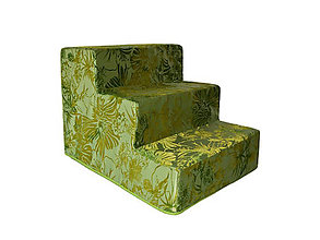 Pre zvieratká - Schody pro psy, no. 20, zelený lux, 1 malé - 9270822_