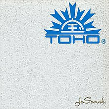 Korálky - Toho Rokajl 11/0 Transparent frosted crystal 25g (č.1F) - 9269728_