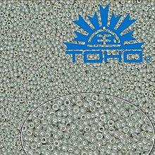 Korálky - Toho Rokajl 11/0 Ceylon Smoke 25g (č.150) - 9270343_