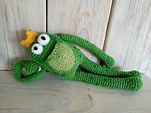 Hračky - Žabí princ - 9271283_