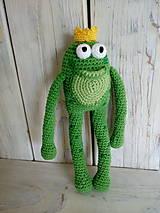 Hračky - Žabí princ - 9271300_