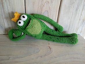Hračky - Žabí princ - 9271285_