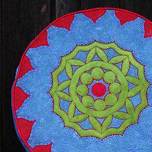 Úžitkový textil - Do budoiru princezny Bosany - 9270570_