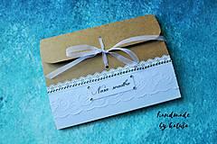 Darčeky pre svadobčanov - fotobox s kamienkami - 9269278_