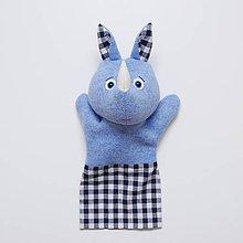 Hračky - Maňuška nosorožec - 9273349_