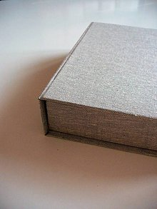Papiernictvo - krabička na foto a Usb - 9271134_