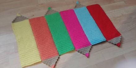 Úžitkový textil - Pastelky v Izbicke AKCIA!!! - 9269097_