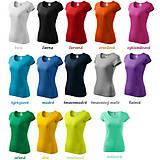Tričká - Dámske tričko pre zdravotné sestry - 9273378_