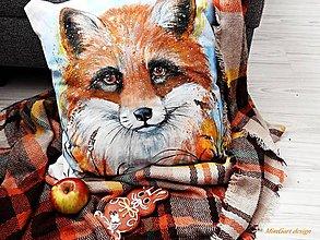Úžitkový textil - Líška - 9273061_
