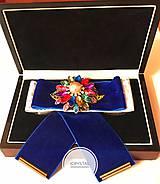 Iné šperky - Hand Made mašľa, bow - 9271493_