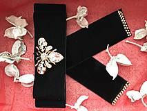 Iné šperky - Hand Made mašľa, bow - 9271529_