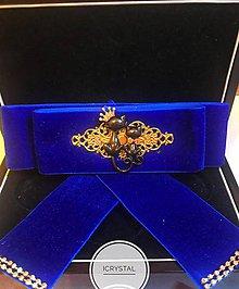 Iné šperky - Hand Made mašľa, bow - 9271488_