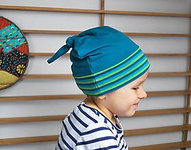 Detské čiapky - Detská čiapka - 9270770_